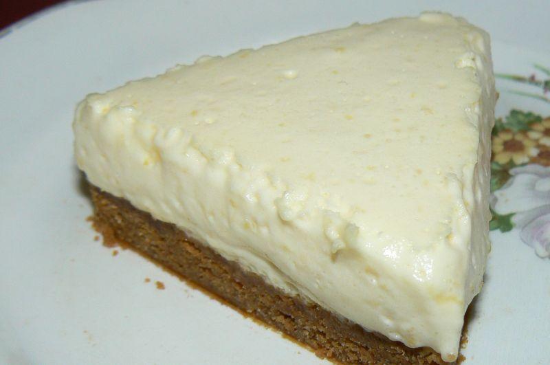 Cheesecake dans DESSERTS p1240127